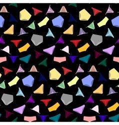 Seamless panties vector image