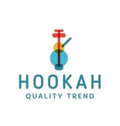 Hookah smoking shisha tobacco brand for your vector