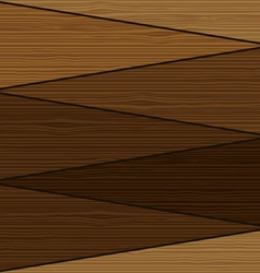 Wood wall background vector