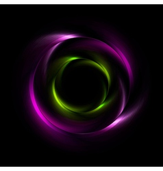 Colourful logo vector image vector image