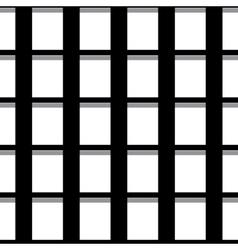 Pattern letter h vector