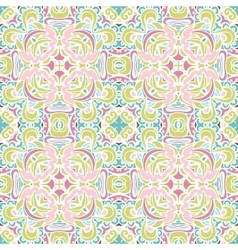 Abstract spring texture seamless pattern vector image vector image