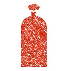 Gas cylinder icon grunge watermark vector