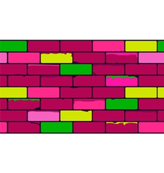 Brickwall preview vector