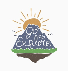 Go explore symbol vector