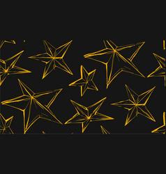ramadan kareem greeting seamless pattern vector image vector image