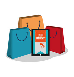 Shopping and sale design vector