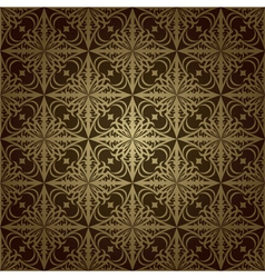 Wallpaper pattern dark vector