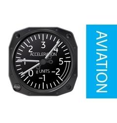 Accelerometer vector