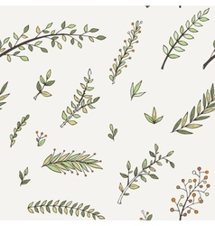 seamless pattern of a variety of hand-drawn vector image