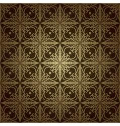 wallpaper pattern dark vector image