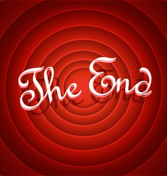 The end vector