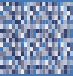 Blue art pixel vector