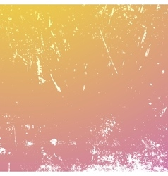 Distressed color texture vector