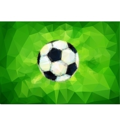 Football image vector