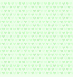 Green heart pattern seamless striped background vector