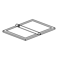 Isolated design table device vector