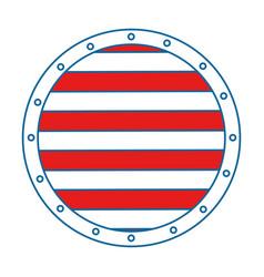 Seal stamp decorative vector