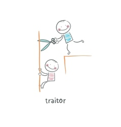 Traitor vector