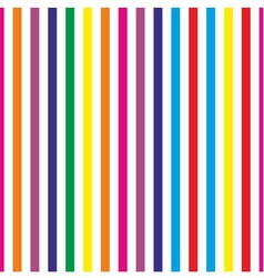 Seamless stripes background or tile pattern vector