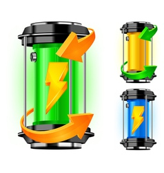 alternative energy vector image