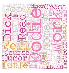 Book review a broad abroad in thailand by dodie vector