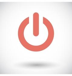 Start icon vector image