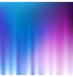Abstract background with waves of light vector