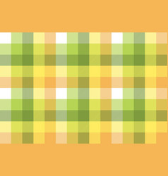 Color plaid tablecloths seamless fabric texture vector