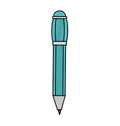 pen office object vector image