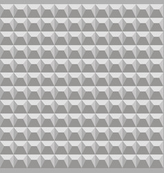 seamless pattern concrete fence vector image vector image
