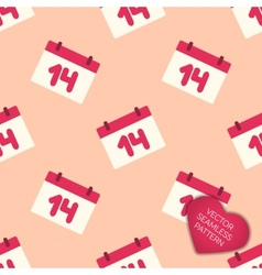 Happy Valentines day collection background vector image vector image