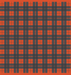 plaid background texture vector image vector image