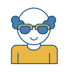 Glasses accessory design vector