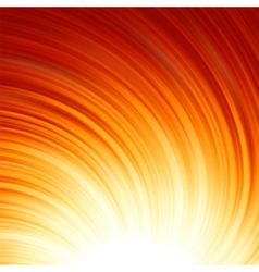 Abstract glow twist vector