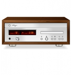 cd or dvd player vector image vector image