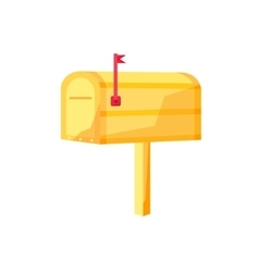 Image of mailbox vector