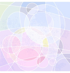 Abstract geometric grunge background vector image vector image