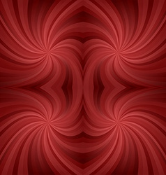 Maroon repeating curved background vector