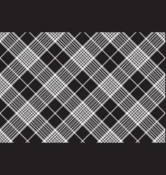 Dark background seamless fabric texture vector