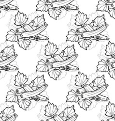 Seamless pattern vector