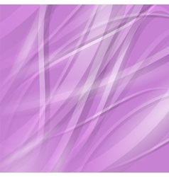 Abstract Pink Wave Background vector image vector image