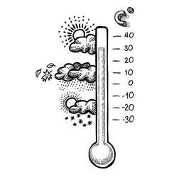 Cartoon image of day icon weather symbol vector