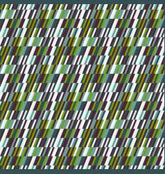 abstract print in op art style vector image vector image