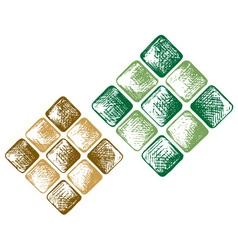 Muslim ketupat vector