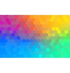 Polygonal Background for webdesign - Blue purple vector image