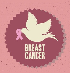 Breast cancer design vector