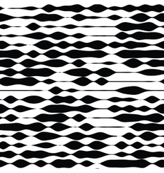seamless pattern Universal repeating vector image vector image