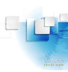 Technical grunge background vector image vector image