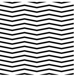 Small zigzag wave lines seamless pattern vector